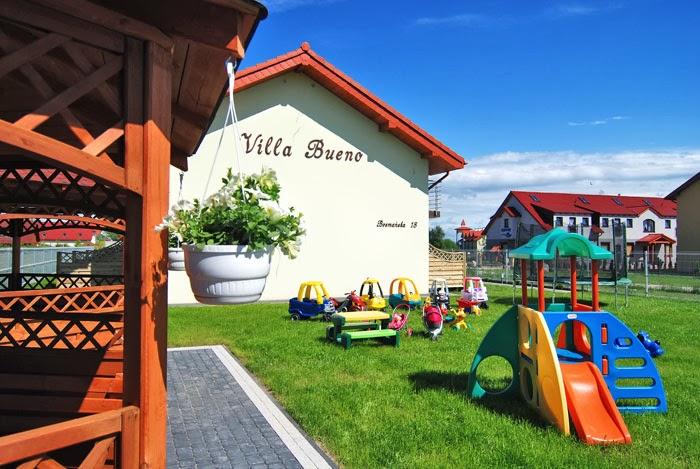 Rowy - Villa Bueno - plac zabaw