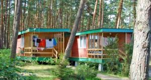 Rowy - domki letniskowe ZACISZE