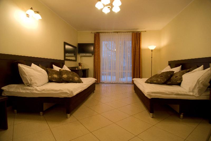 Rowy - Villa Baltica - pokoje gościnne