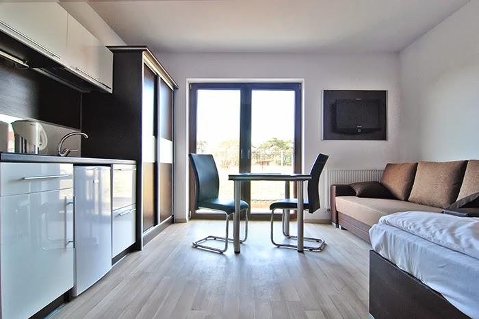 Rowy - Villa Bueno - pokoje gościnne