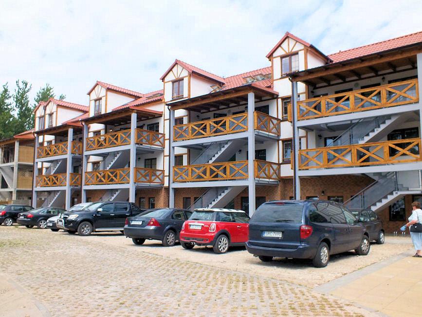 Rowy - apartamenty Vasco da Gama