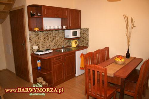 Rowy - Apartamenty Barwy Morza