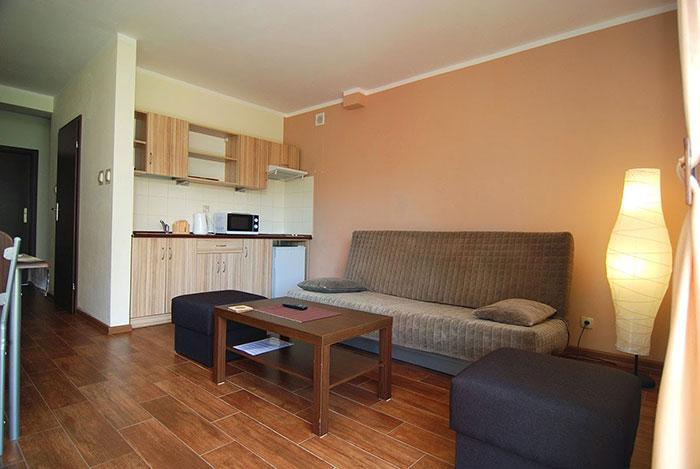 Rowy - pokoje i apartamenty ROSA